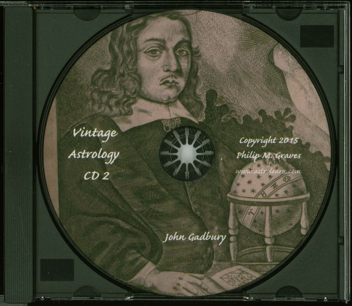 Astrolearn Vintage Astrology CD2: Disc