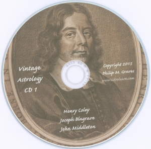 Astrolearn Vintage Astrology CD 1
