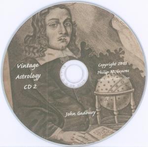 Astrolearn Vintage Astrology CD 2