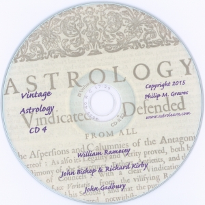 Astrolearn Vintage Astrology CD 4