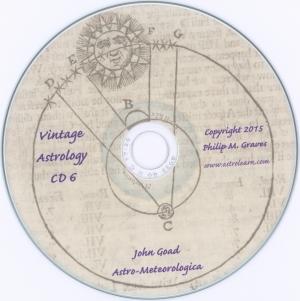 Astrolearn Vintage Astrology CD 6