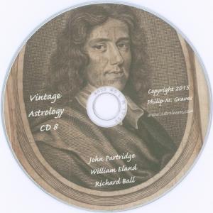 Astrolearn Vintage Astrology CD 8