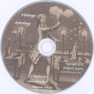 Astrolearn Vintage Astrology CD 11