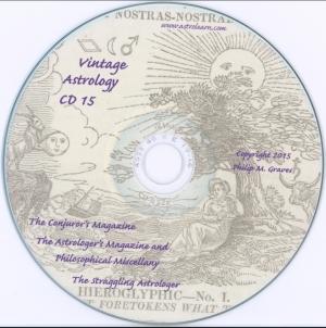 Astrolearn Vintage Astrology CD 15