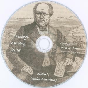 Astrolearn Vintage Astrology CD 16