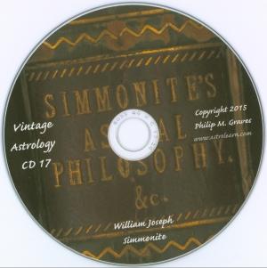 Astrolearn Vintage Astrology CD 17