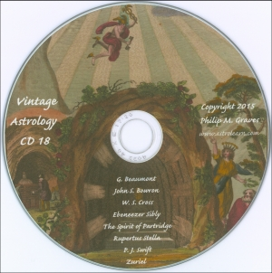 Astrolearn Vintage Astrology CD 18