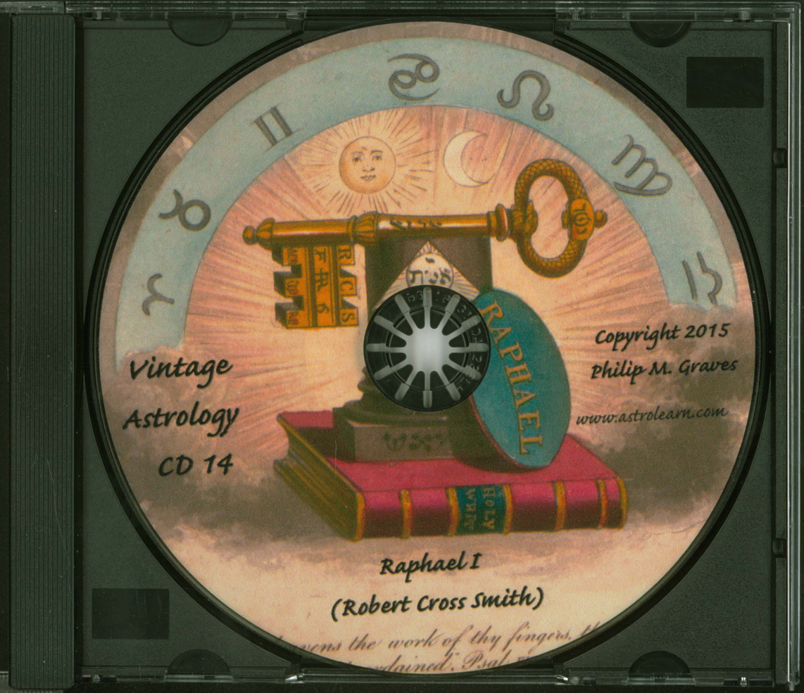 Astrolearn Vintage Astrology CD 14 Disc