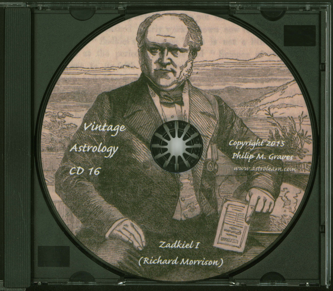 Astrolearn Vintage Astrology CD 16 Disc