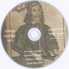 Astrolearn Vintage Astrology CD 5