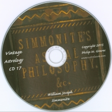 Astrolearn Vintage Astrology CD 17