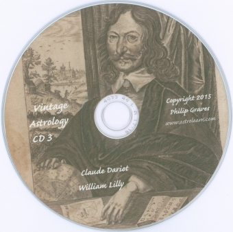 Astrolearn Vintage Astrology CD 3