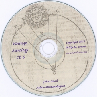 Astrolearn Vintage Astrology CD 6