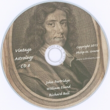 Astrolearn Vintage Astrology CD 8