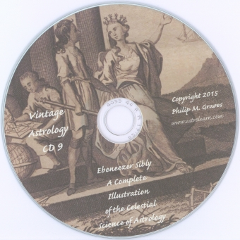 Astrolearn Vintage Astrology CD 9