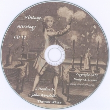 Astrolearn Vintage Astrology CD 11