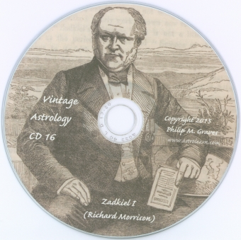 Astrolearn Vintage Astrology CD 16
