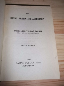 Indian astrology older books 004