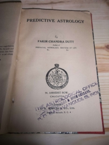 Indian astrology older books 006