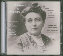 Itinerant to Eternity Artwork Bessie Leo in box