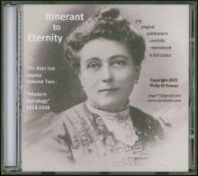 Itinerant to Eternity Artwork Bessie Leo in box